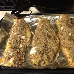 Pecan-Crusted Trout Recipe