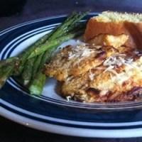 Broiled Parmesan-Lemon Tilapia