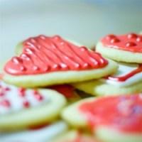 Healthier Sugar Cookie Icing