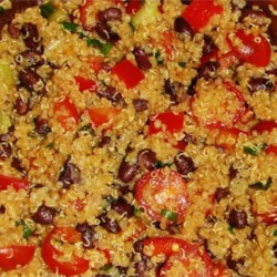 Zesty Quinoa Salad Recipe