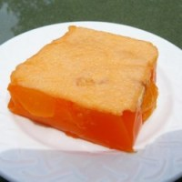 Orange Sherbet Salad I