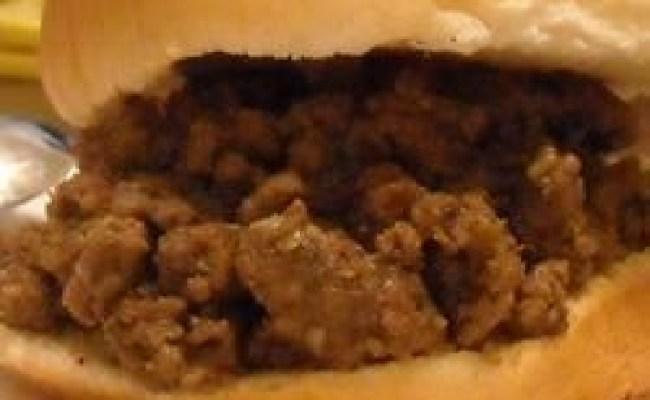 Loose Meat On A Bun Restaurant Style Recipe Allrecipes