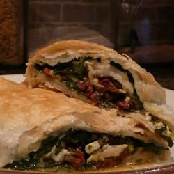 National Pastry Day, Pastries, Mediterranean Puff Pastry Chicken