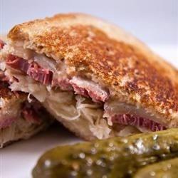 Reuben Sandwich II