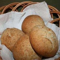 Italian Wheat Rolls