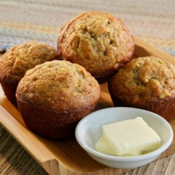 Ultimate Banana Muffins