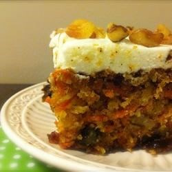 Moist Carrot Cake Recipe Allrecipes Com