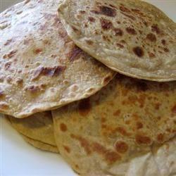 Potato Chapati Bread