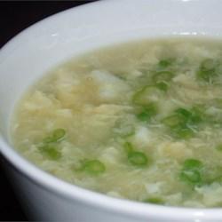 Restaurant Style Egg Drop Soup