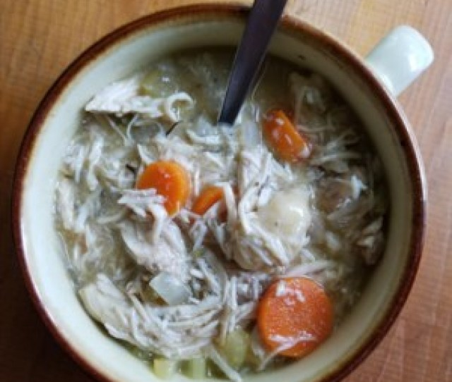Easy Slow Cooker Chicken And Dumplings Recipe Chicken And Dumplings Are So Easy With This