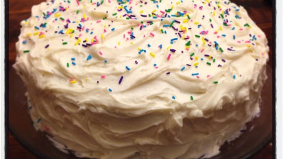 Simple White Cake Recipe Allrecipescom