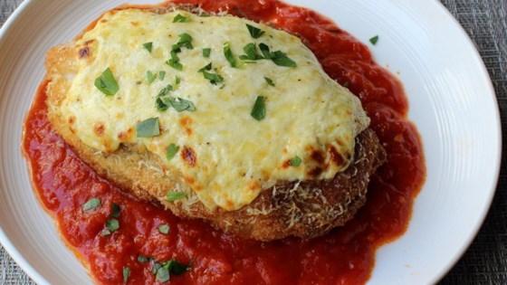 New Amp Improved Chicken Parmesan Recipe