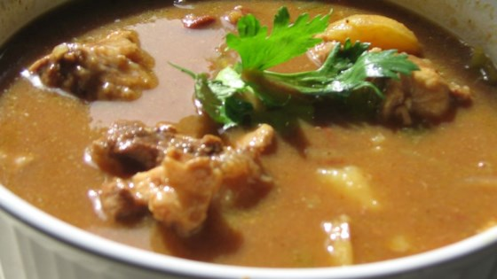 african style oxtail stew recipe allrecipes com