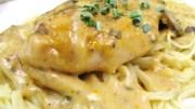 angel chicken pasta recipe