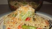 asparagus angel hair pasta recipe