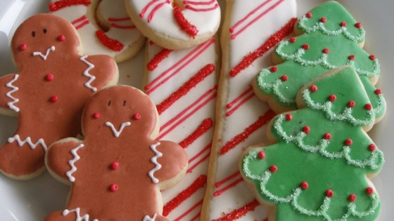 Soft Christmas Cookies Recipe