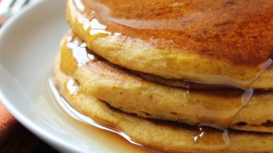 Photo of Pumpkin Pancakes by Ruth