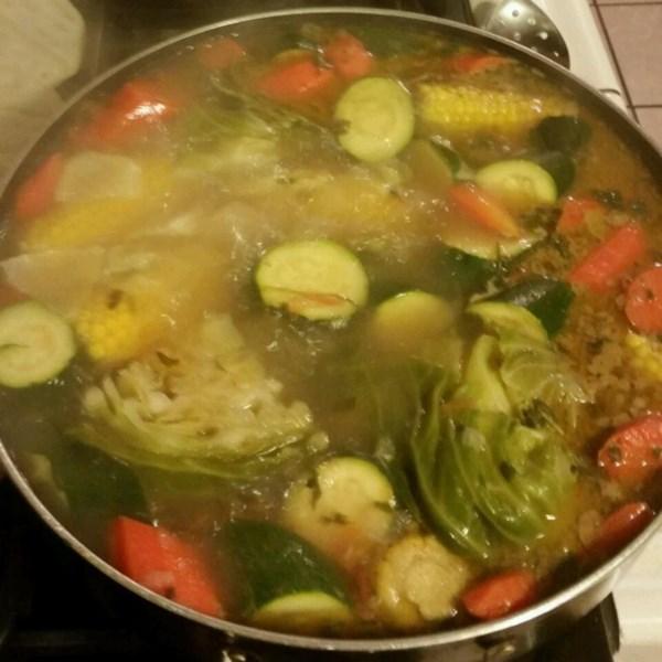 Caldo De Res Mexican Beef Soup Photos