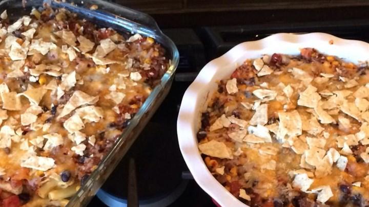 chili macaroni casserole recipe allrecipes com