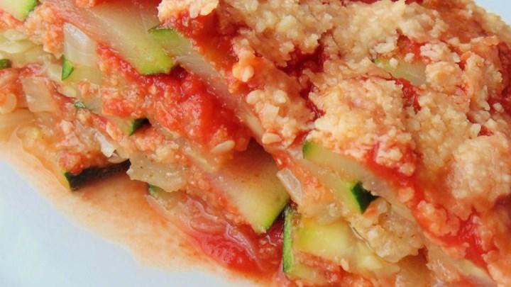 eggless zucchini lasagna recipe allrecipes com