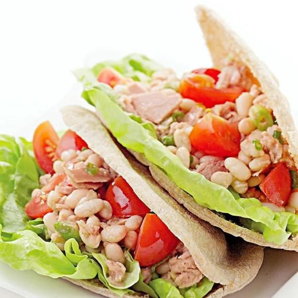 Tuscan-Style Tuna Salad