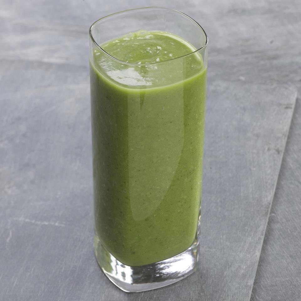Good Green Tea Smoothie Recipe  EatingWell