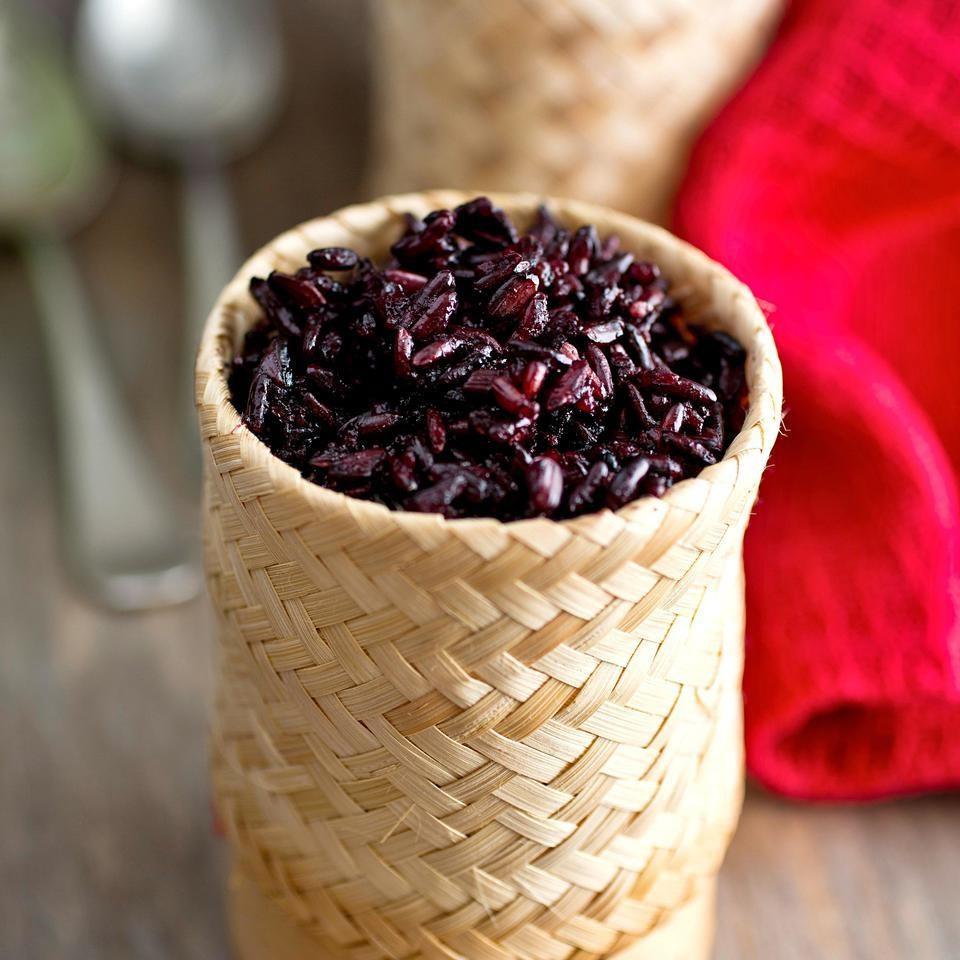 Black Sticky Rice Recipe  EatingWell