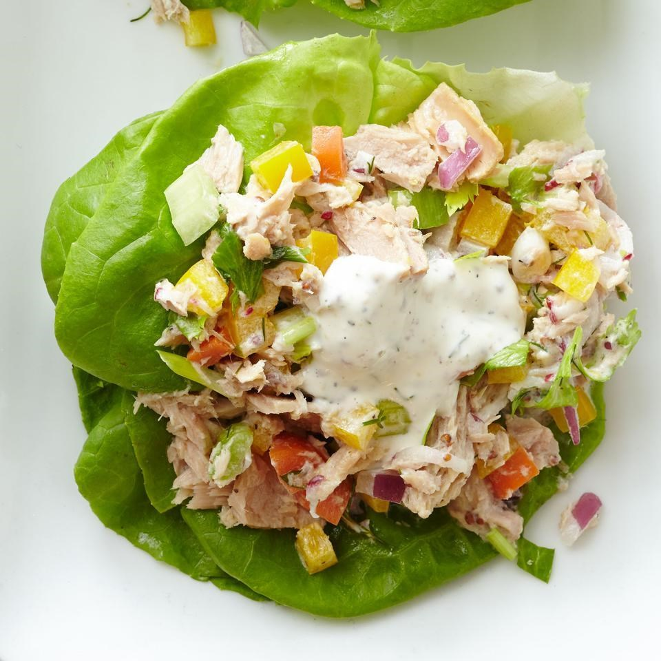 Crunchy Confetti Tuna Salad Recipe  EatingWell