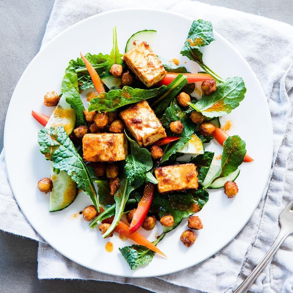 Image result for tofu salad