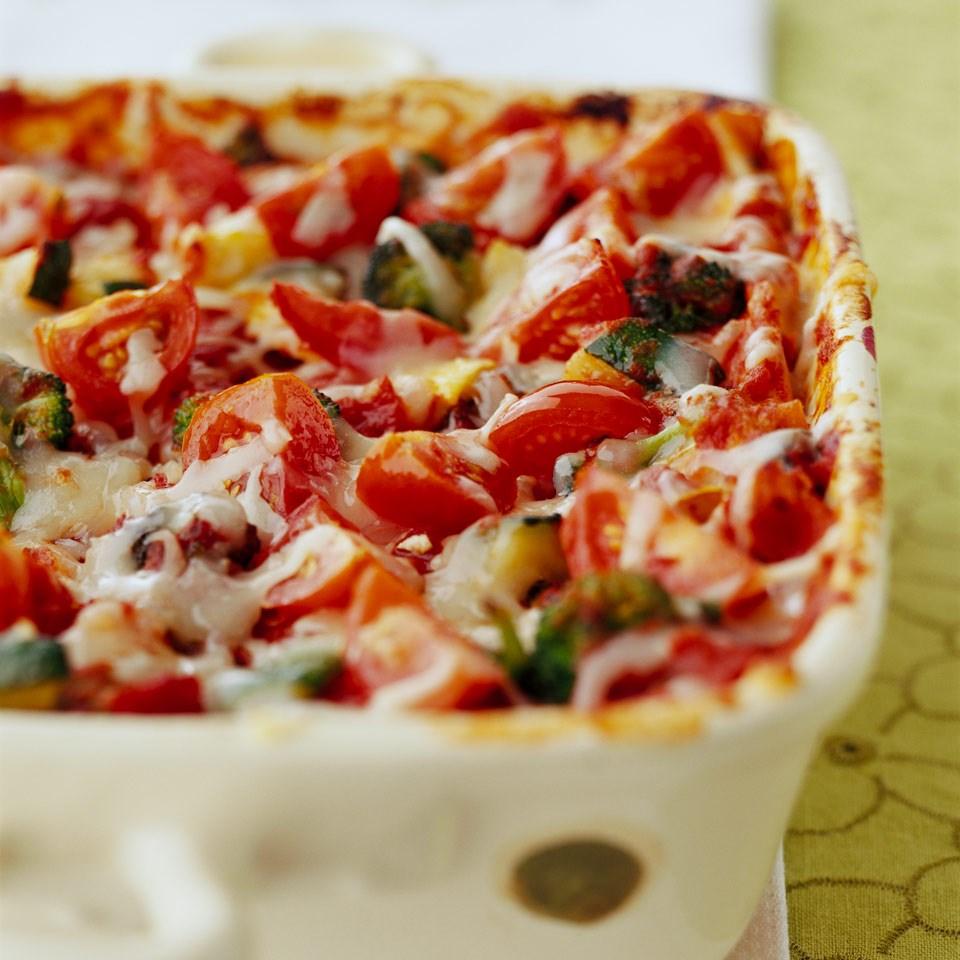 Vegetable Lasagna Recipe  EatingWell