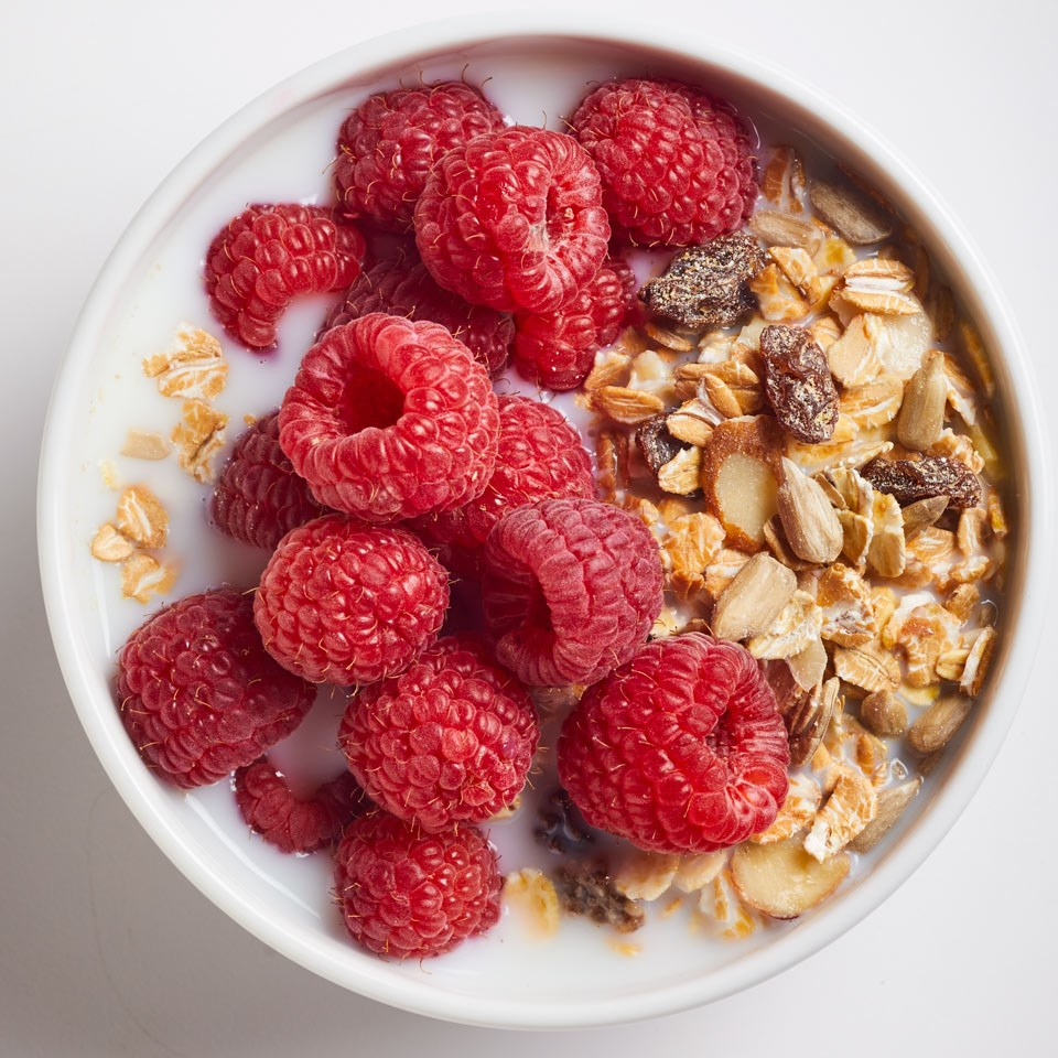 Image of healthy breakfast