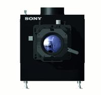4k-Projektion für kleine und mittlere Leinwände: der SDX-R515