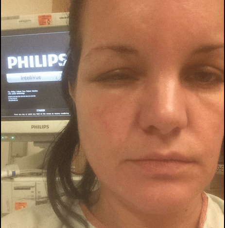 NCIS Star Pauley Perrette Has Allergic Reaction To Hair