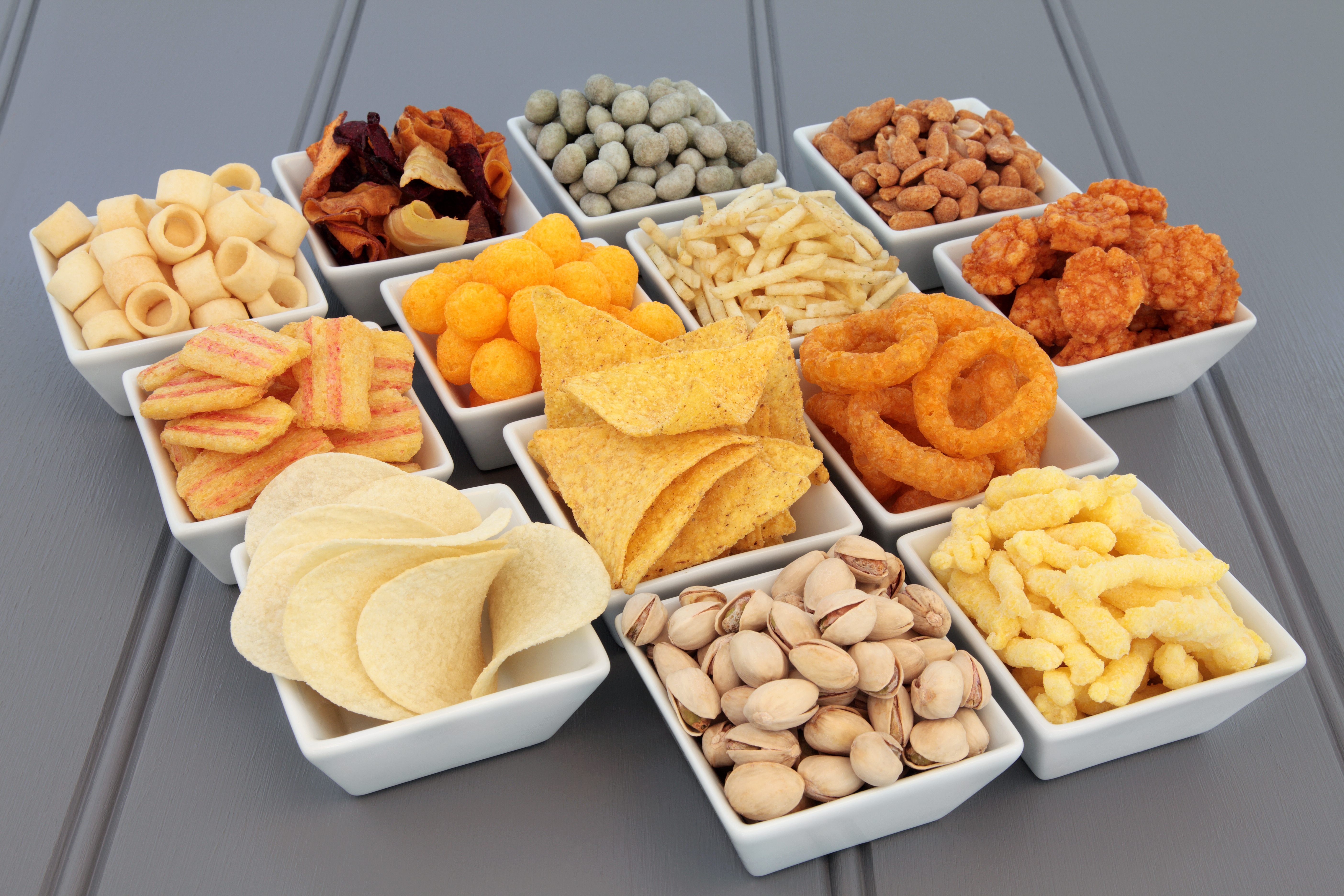 America Loves Junk Food 61 Of Our Calories Are From