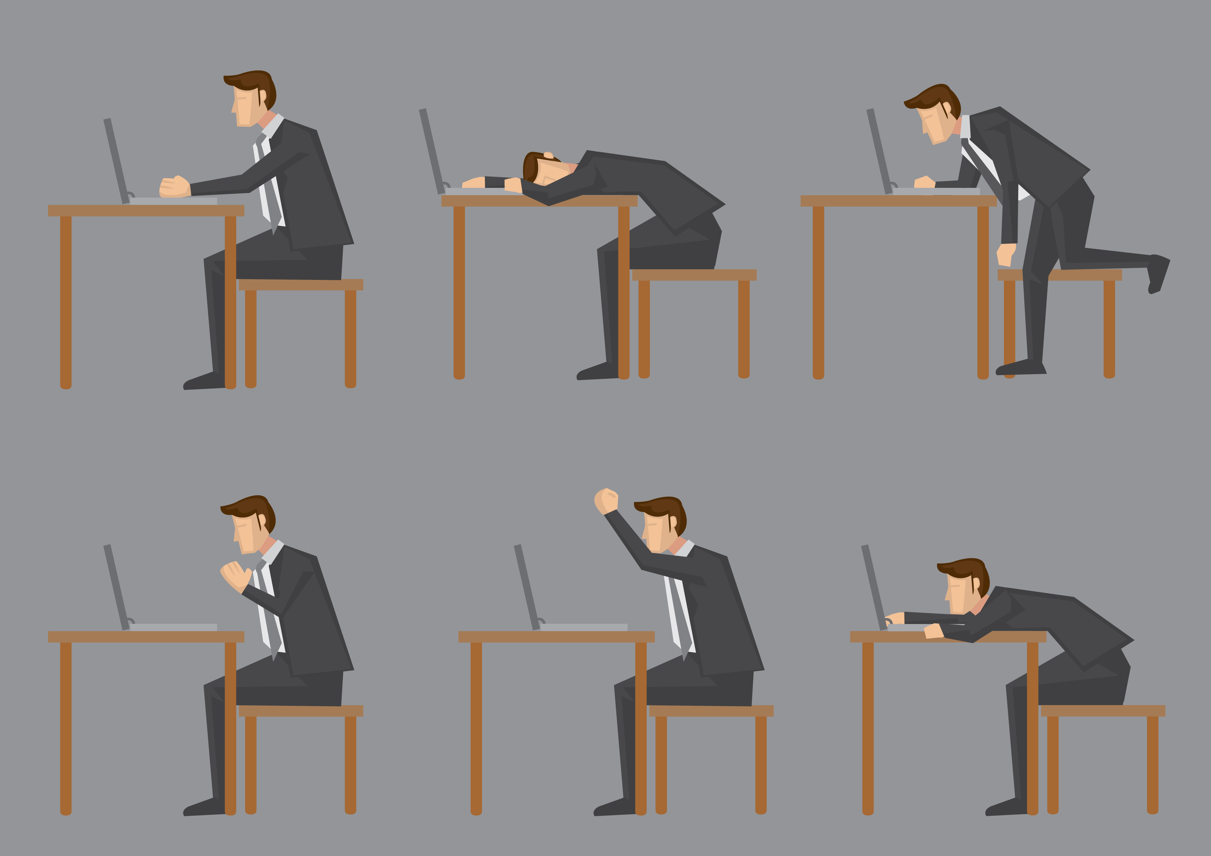 Stand Up To Your Office Work 6 Ways To Improve Health At