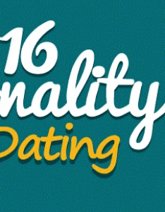 The personality types and dating also how to date by for rh medicaldaily