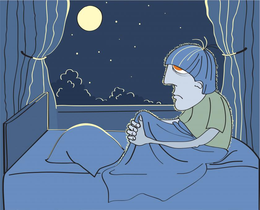 insomnia and impaired sleep
