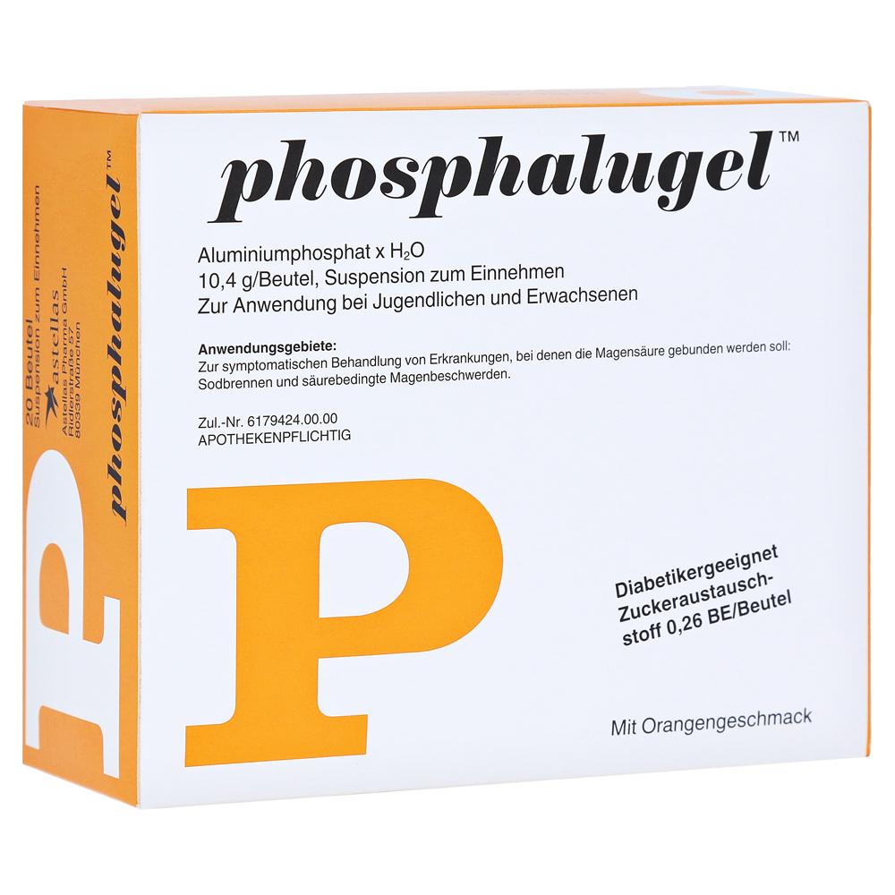Phosphalugel 2x10 Stück N1 online bestellen - medpex ...