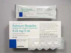 Pulmicort inhalation Drug information on Uses Side ...
