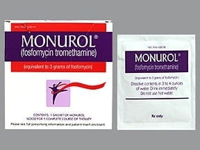 Monurol oral : Uses Side Effects Interactions Pictures ...
