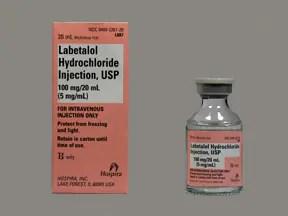 labetalol intravenous Drug information on Uses Side ...
