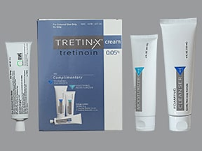 TRETIN-X Cream Kit topical : Uses Side Effects ...