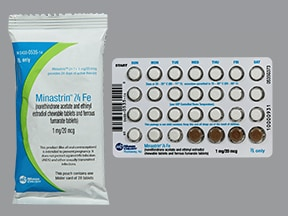 Minastrin 24 Fe oral : Uses Side Effects Interactions ...