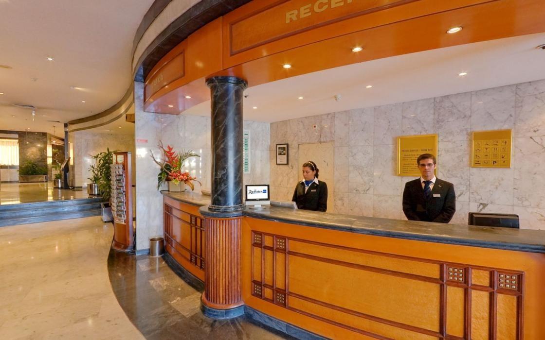 Meeting Rooms At Radisson Blu Hotel Lisbon Av Marechal