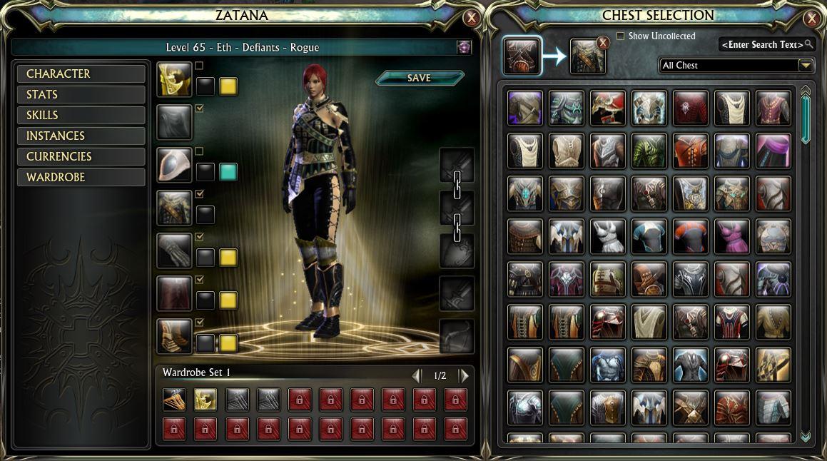 Rift steigt auf GarderobenSystem von Guild Wars 2 um WoW und TESO zgern noch