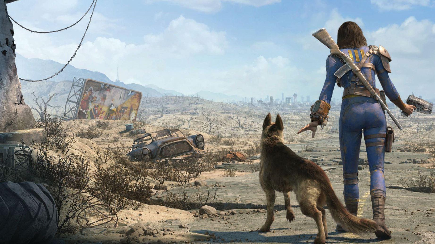 Fallout 4 Test Die Endzeit Kann So Schn Sein