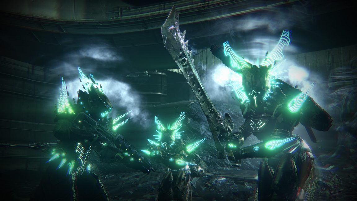 Destiny Kings Fall Wallpaper Destiny Weekly Reset Am 25 4 D 228 Mmerungsstrike Crota