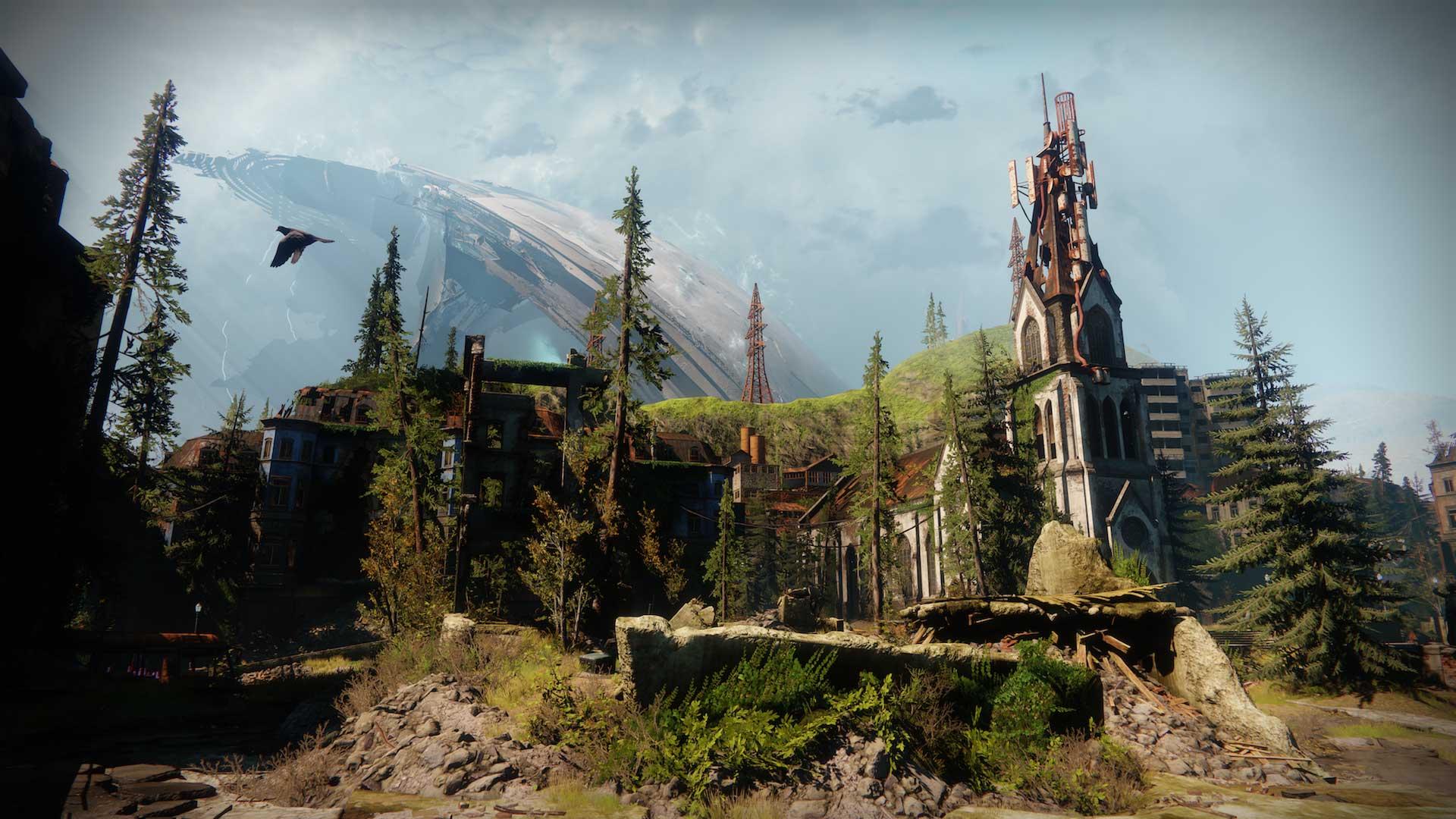 Destiny 2 Screenshots Und Concepts Zu Waffen PS4 Exclusives Ghaul