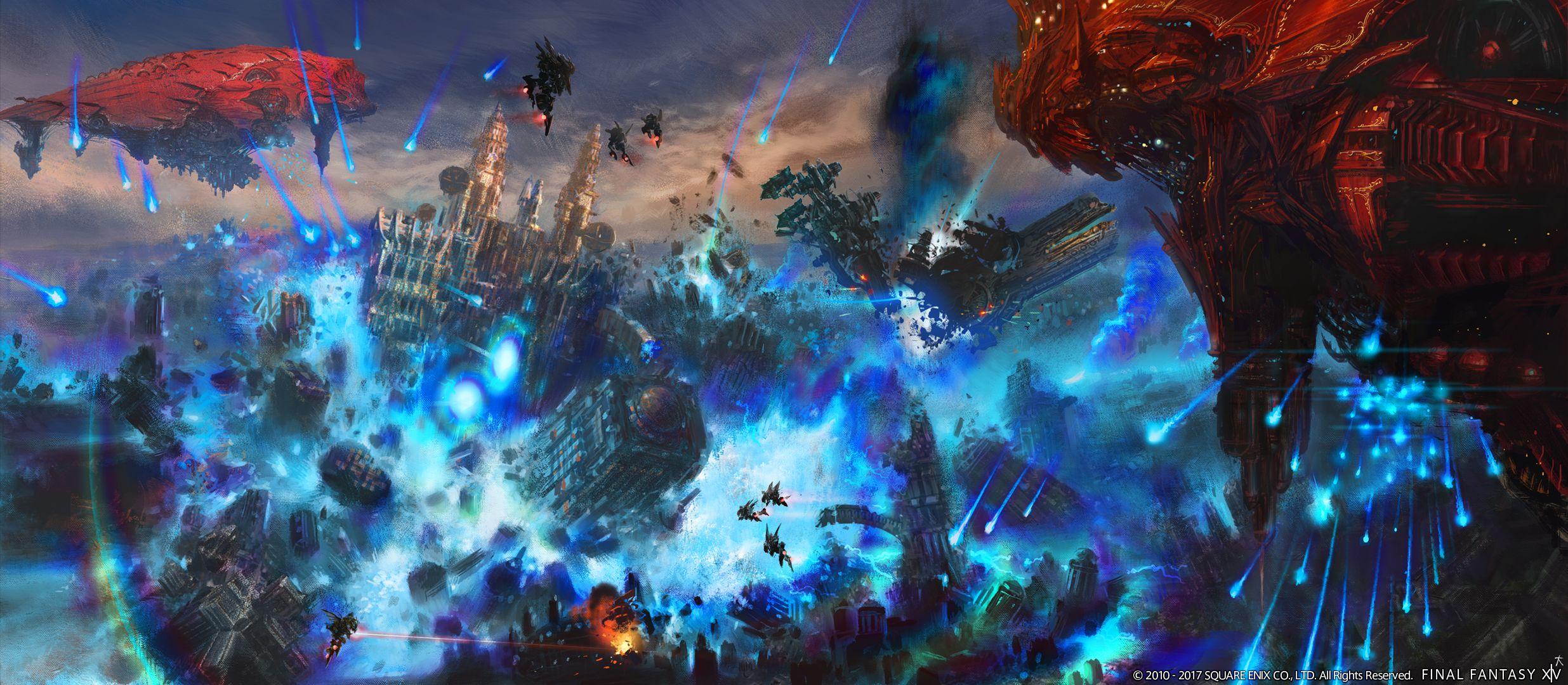Housing In Final Fantasy XIV Auer Kontrolle 1 Milliarde
