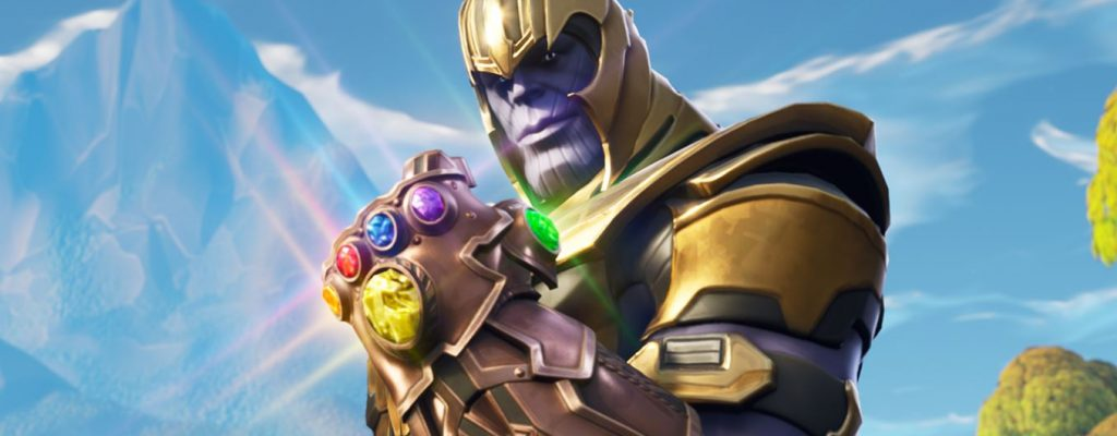 "Fortnite: Patchnotes 4.1 – So funktioniert ""Infinity Handschuh"""